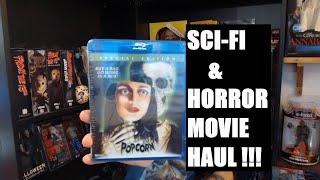 Rare Horror & Sci Fi Movie Haul (Horror Stuff)