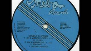 Double XX Posse - Executive Class (Mel-O 1990).wmv