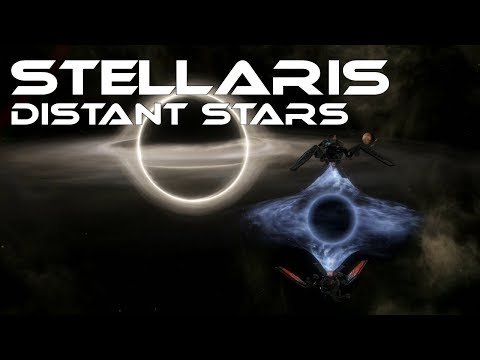 Stellaris - What's New in Distant Stars and 2.1 Niven? |