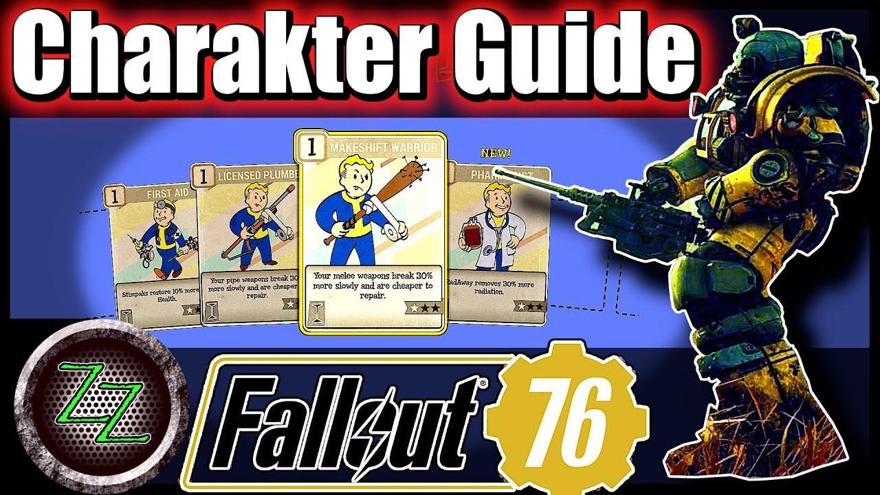 Fallout 76 Karte Deutsch.Fallout 76 Guide Deutsch German Grundlagen Tutorial