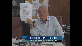 Gambar cover TOTUL DESPRE BUZĂU -  interviu cu primarul Constantin Toma