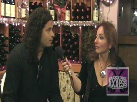 BackstageAxxesss interviews Jeff Scott Soto