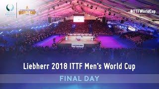 Fans party in Paris! | Liebherr 2018 ITTF Men's World Cup
