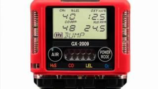 GX 2009 Bump Test How to Calibrate Gas Detectors. (Как калибровать Газ детекторы на судне)