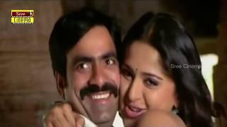 Raathriyil vayya kidakam Video Song   Vikramadhithya   Ravi Teja   Anushka