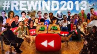 YouTube rewind 2013 - Sound Track