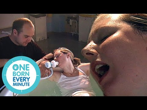 Donna's Water Birth | One Born Every Minute