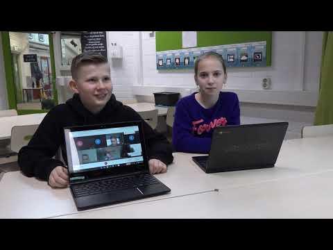 Online onderwijs bij