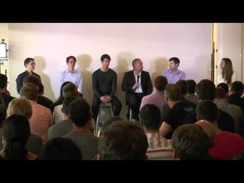 Wellington Startup Panel: Y Combinator, Founders Fund, Xero, KiwiConnect