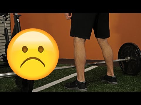 Is Calf Muscle Size Genetic? Muscle Conditioning | How to Grow Your Calves- Thomas DeLauer