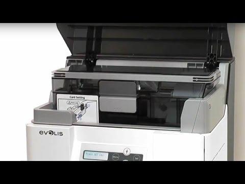 Evolis Avansia ID Card Printer - How to Clean your Printer