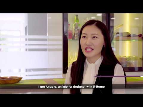 U-Home Design Star : Rico Khor & Angela Jia