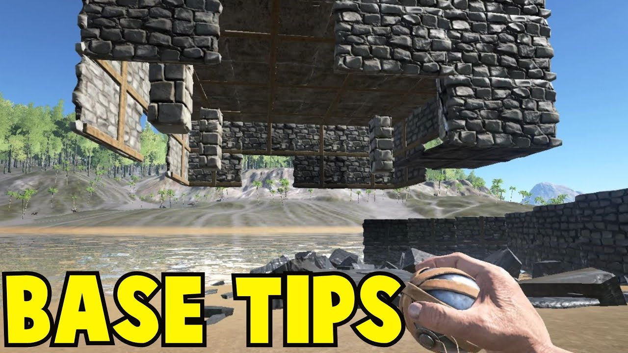 Ark survival evolved base building tips youtube malvernweather Gallery