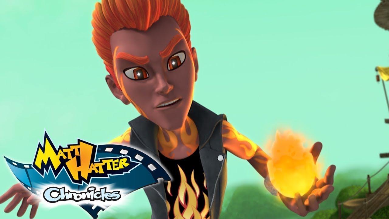 Download Matt Hatter Chronicles | Forest of Fears | Episode 9 Season 3 | Cartoons For Kids