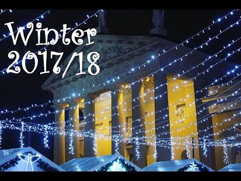 Winter Holidays!/// Vilnius 2017/18