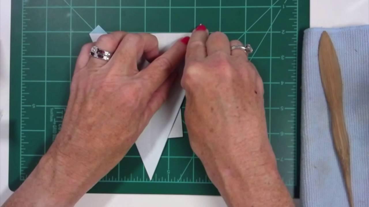 Papercraft 2 Piece Origami Elephant