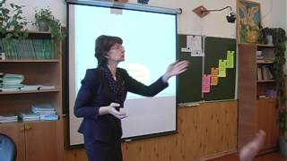 Открытый  урок учителя МКОУ Залесовская СОШ №1 Курановой А. Н.