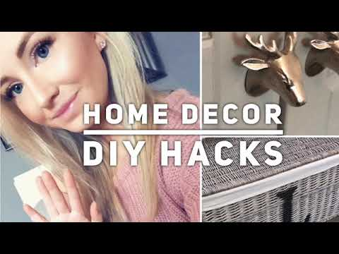 Easy and Cheap Home DIY Hacks | Decor Tips | Expensive on a Budget | House Tour