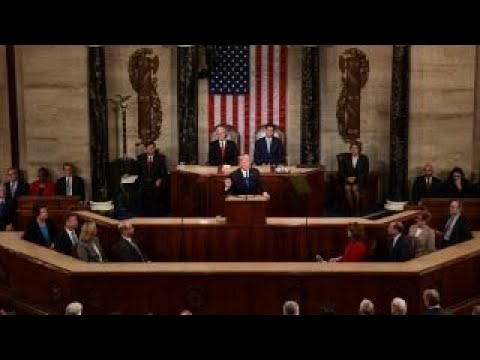 Voters' reaction to Trump's State of the Union