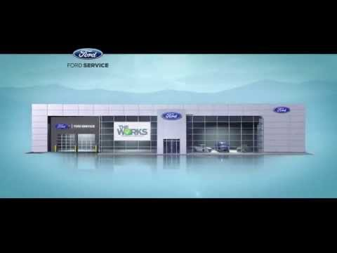 Best Value Oil Changes in Tulsa   The Works Vehicle Check-Up   Bill Knight Ford