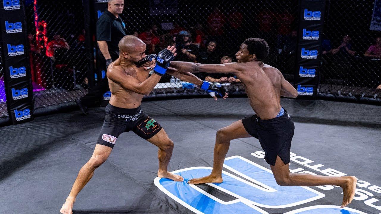 Download B2FS 128   Zakariya Camara vs Seth Shaffer   Amateur Bantamweight Championship