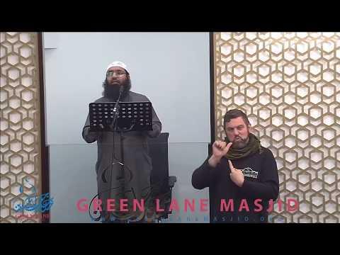 Jerusalem & The Muslim Ummah - Shaykh Zakaullah Saleem