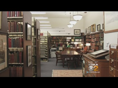 Hundreds Of Rare Books Still Missing From Carnegie Library