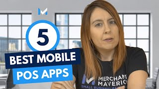Is it your first time choosing or using a mobile point of sale system? need this year's recommendations? we got you covered! on today's maverick minute, mary...