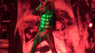 Rob Zombie - Mars needs Woman  Live M