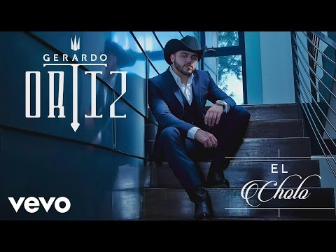 Gerardo Ortiz - El Cholo (Cover Audio)