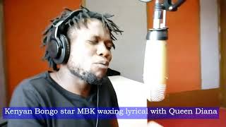 Kenyan artiste MBK plans to bring bongo music to Kenya! Does he have what it takes?