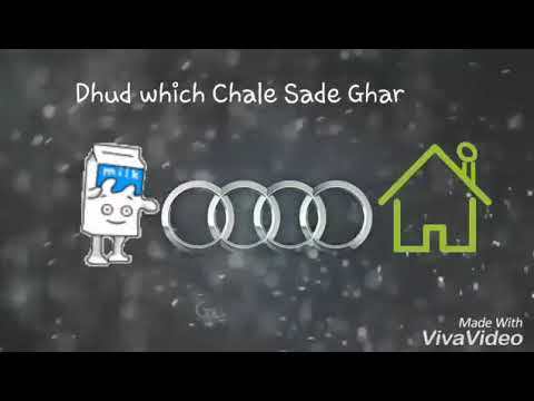 Audi vs Kadha|Rami Randawa|Whatsapp Video...
