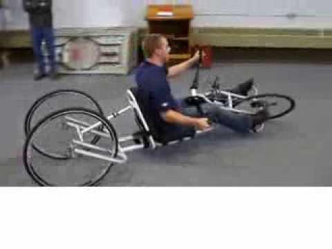 Latest Hand-Crank Cycle Design