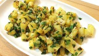 Patates Salatası - Neşeli Yemekler - Yemek Tarifleri