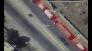 Минобороны России обнаружило миномет в составе гуманитарного конвоя в Сирии