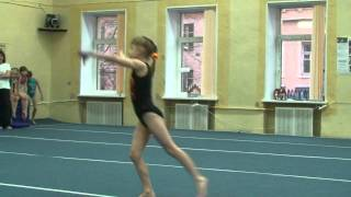 спортивная гимнастика - 3 взрослый