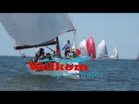 Social Flash Welkom op het water | Zeilen - 14 okt 16 - 12:19