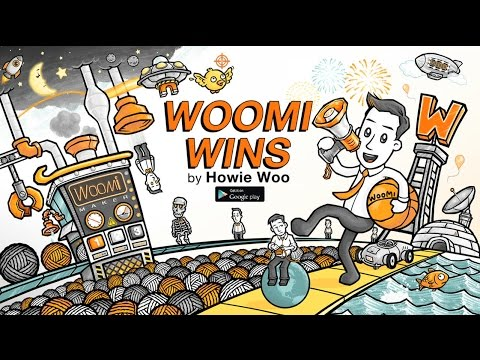 Woomi Wins - Official Android HD Trailer (:30, landscape orientation)