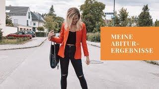 MEINE ABITURNOTEN 😬🙈 & mein Abiball-Look