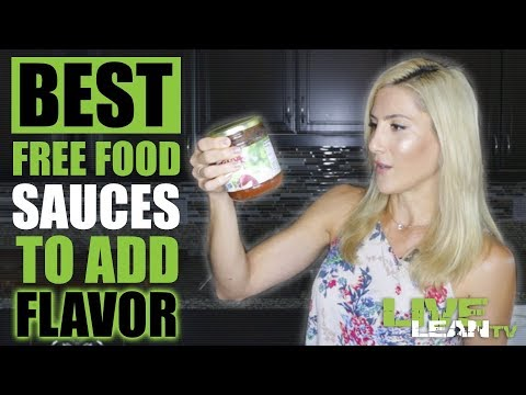 BEST Free Food Sauces to Add Flavor