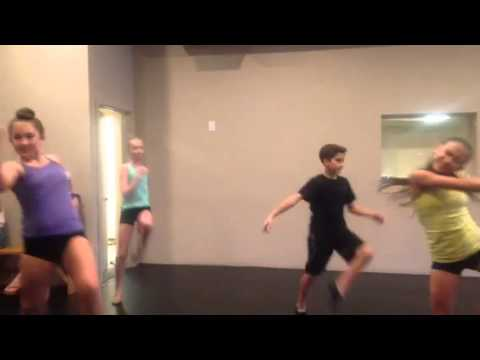 Danceworks Summer Intensive 2015 Musical Theater