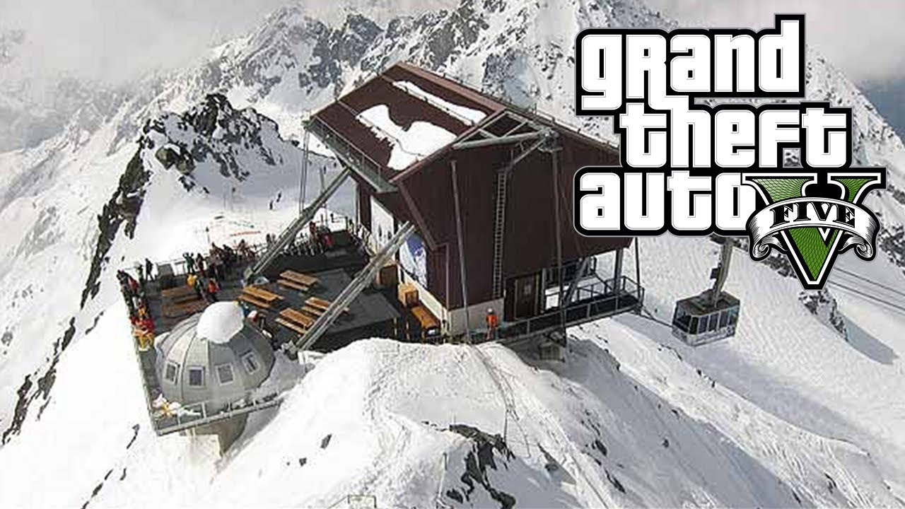 Gta 5 Confirmed Snow Shed Mystery Solved And Seasons