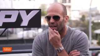 Interview: Jason Statham, Paul Feig And Bobby Cannavale Talk Spy