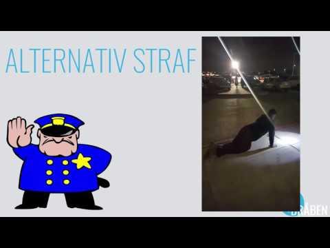 Alternativ straf | DRÅBEN