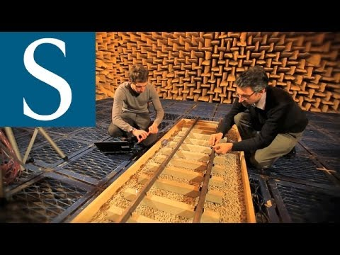 Improving Railway Track Design | University of Southampton