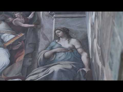 Vatican Museums reopen after lockdown on 1 June