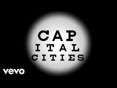 Capital Cities - Vowels (Lyric Video)