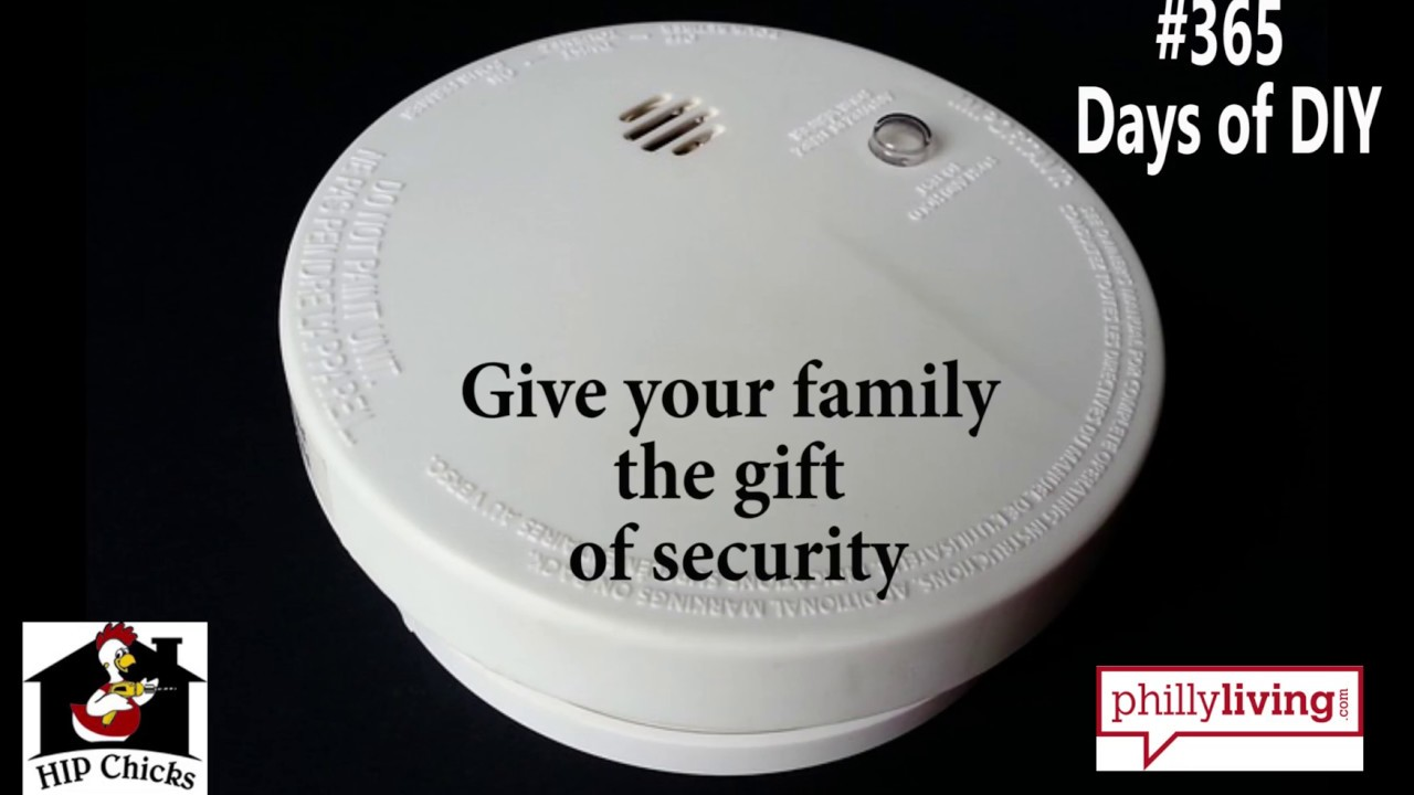 365 Days of DIY - How often do you change a smoke detector ...