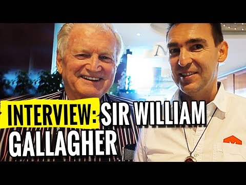 Interview: Sir William Gallagher - Family Business of the Year - The Billion Dollar Secret