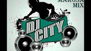 Coupe Decale (Makosa) Fresh Mix- Awilo, koffi, Extra Musica, extral musica, Alhaji - by DJ City
